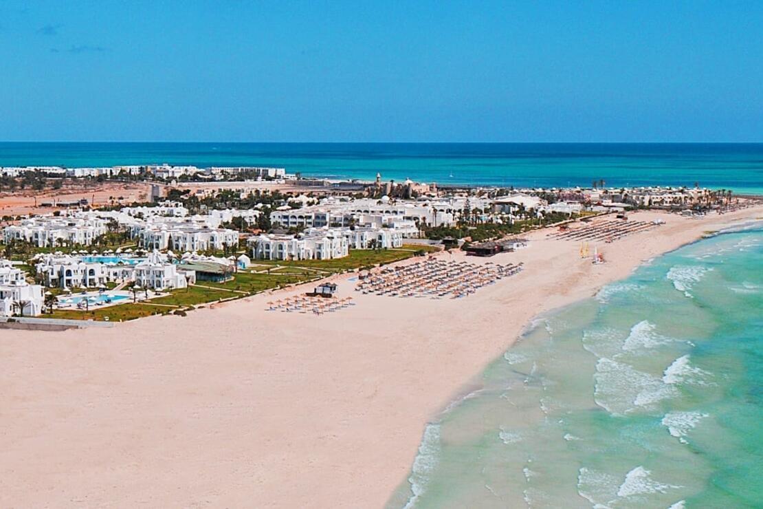 Biraz korsancılık heyecanı için Tunus'un Cerbe Adası