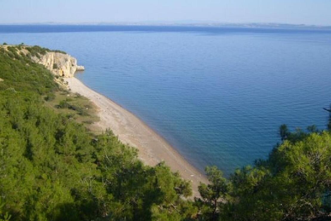 Tertemiz Kumsallarla Kapli Cennet Saroz Korfezi Seyahat
