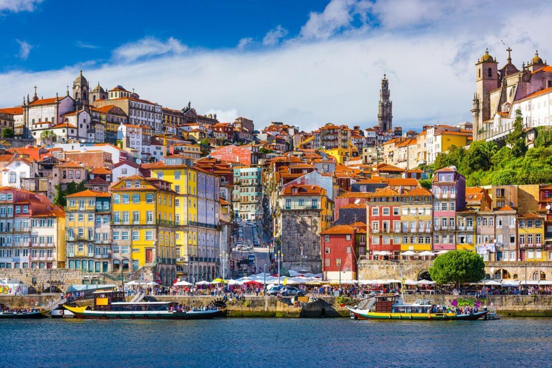 Avrupa'nın romantik güzeli: Porto