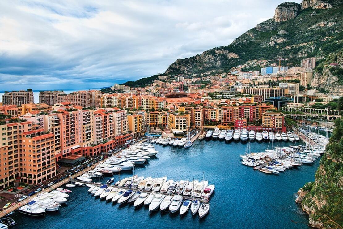 Monaco'nun göz bebeği: Monte Carlo