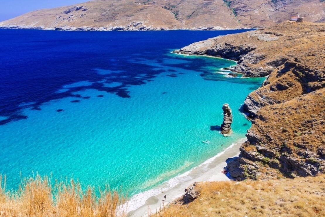 Yunan Adaları'nın saklı ve dingin güzeli: Andros