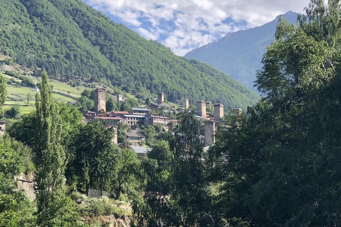 'Anka Kuşu'nun ülkesi: Svaneti