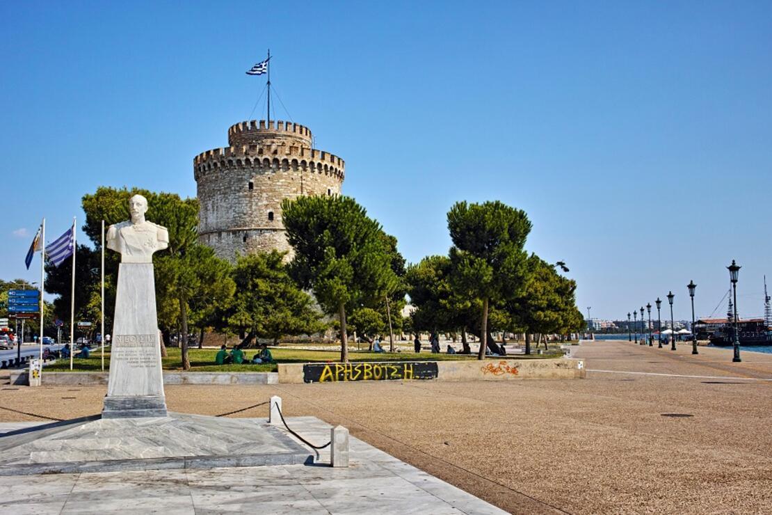 36 saatte Selanik