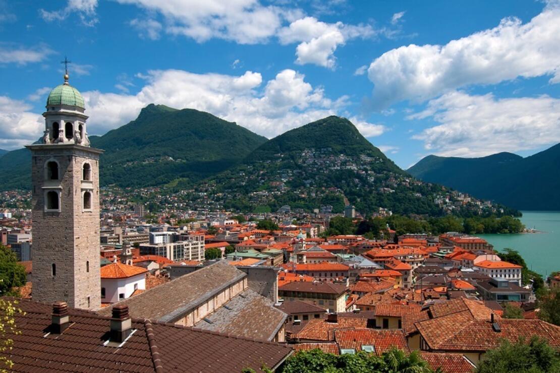 36 saatte Lugano