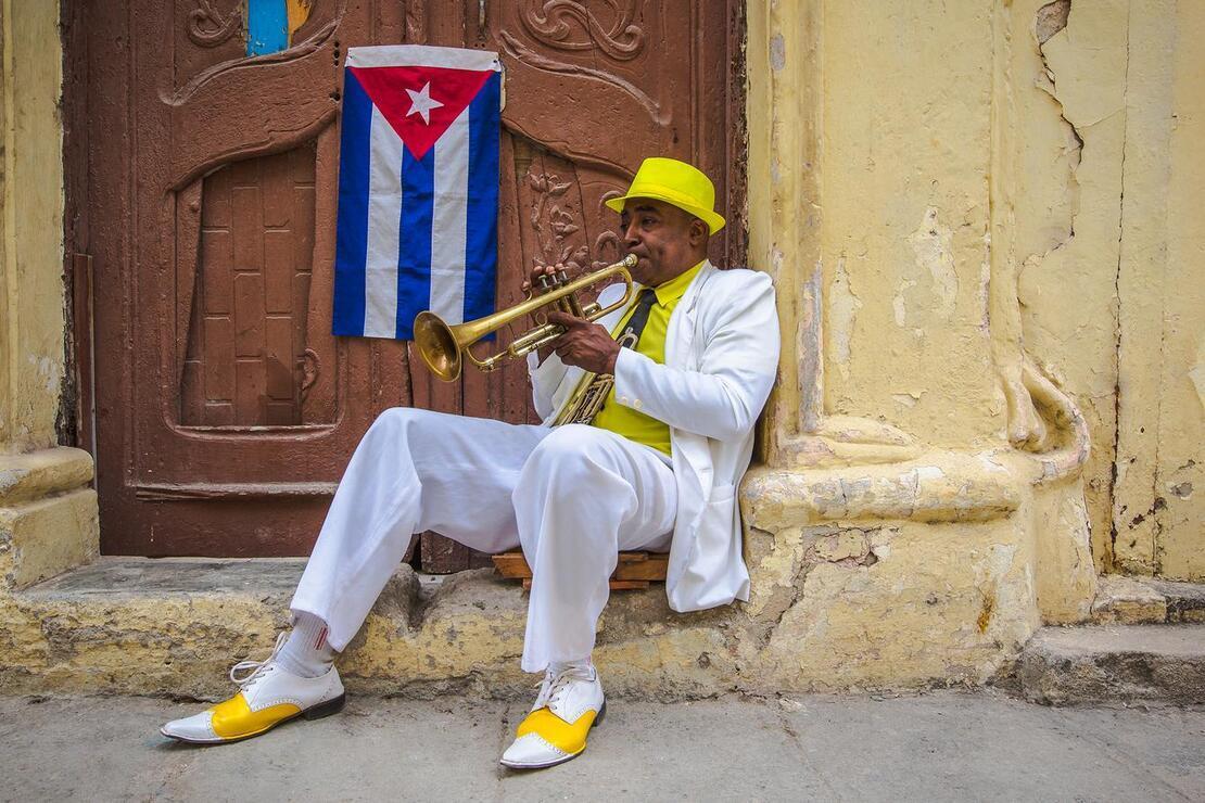 Küba'da ufak bir müzik yolculuğu