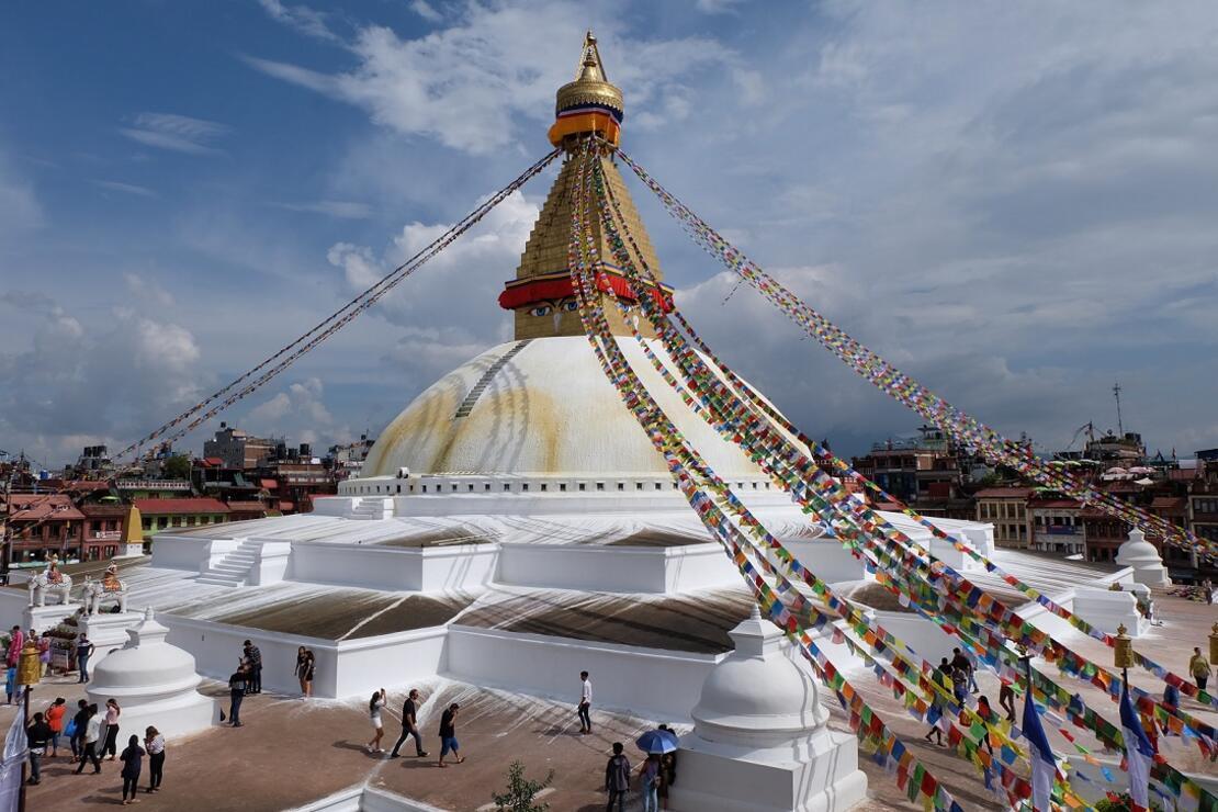 Nepal'de yürüyerek iyileşmek