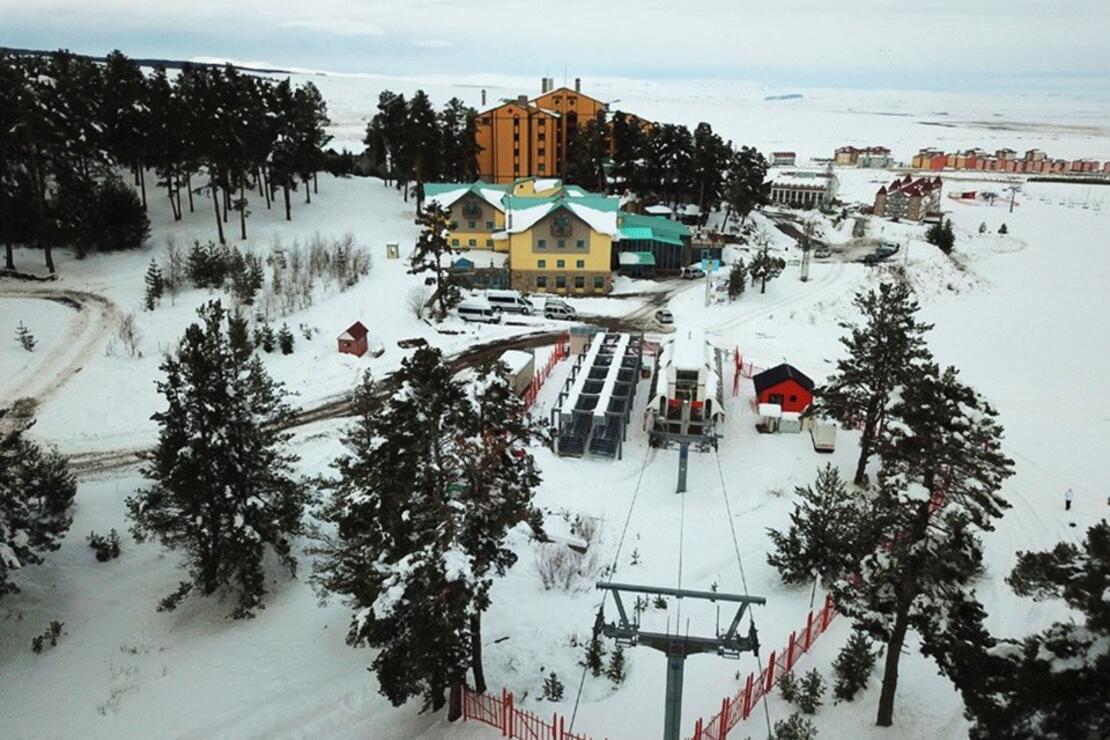 Kış sezonu için Cıbıltepe'de hazırlıklar yapıldı