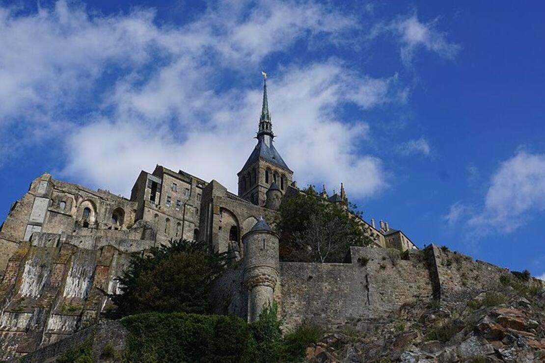 Gelgit olayının etkisiyle oluşan dünyanın en ilginç yeri: Mont Saint Michel