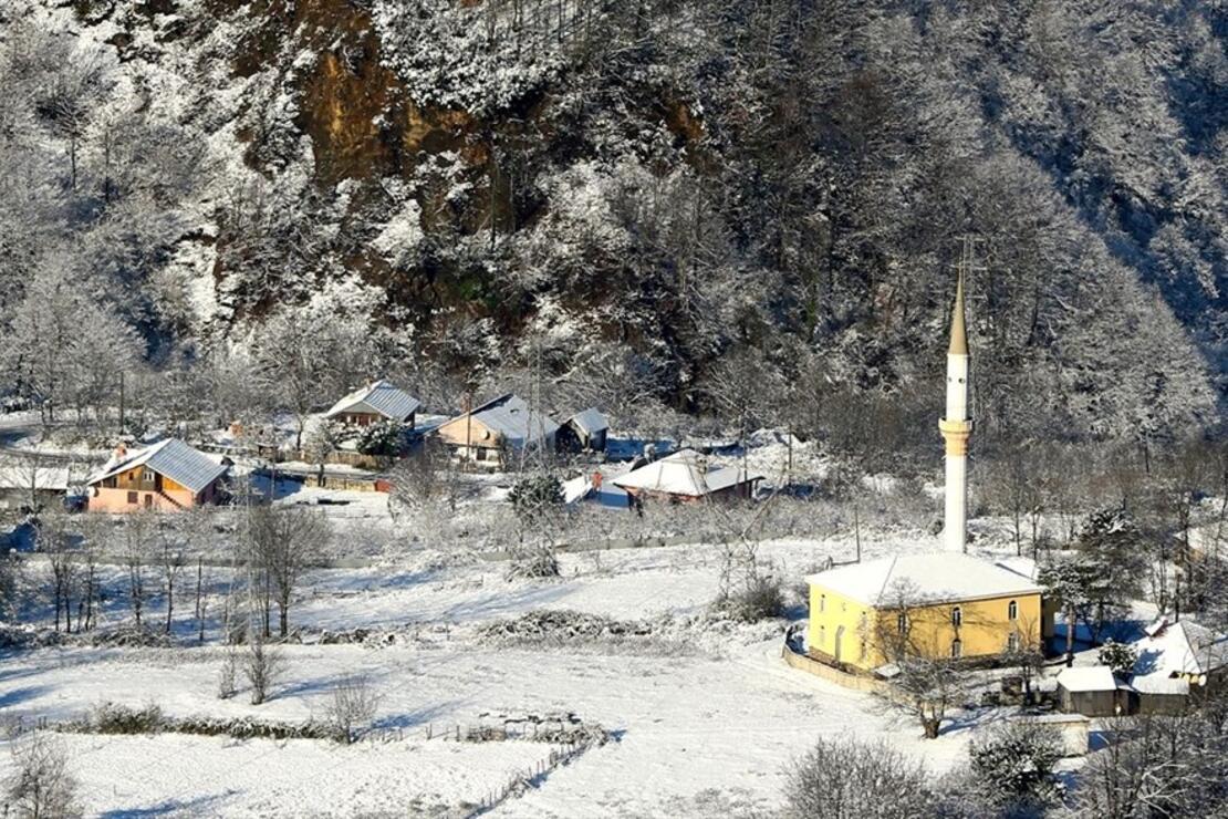 Kış mevsiminin en güzel adresi: Bolu Dağı