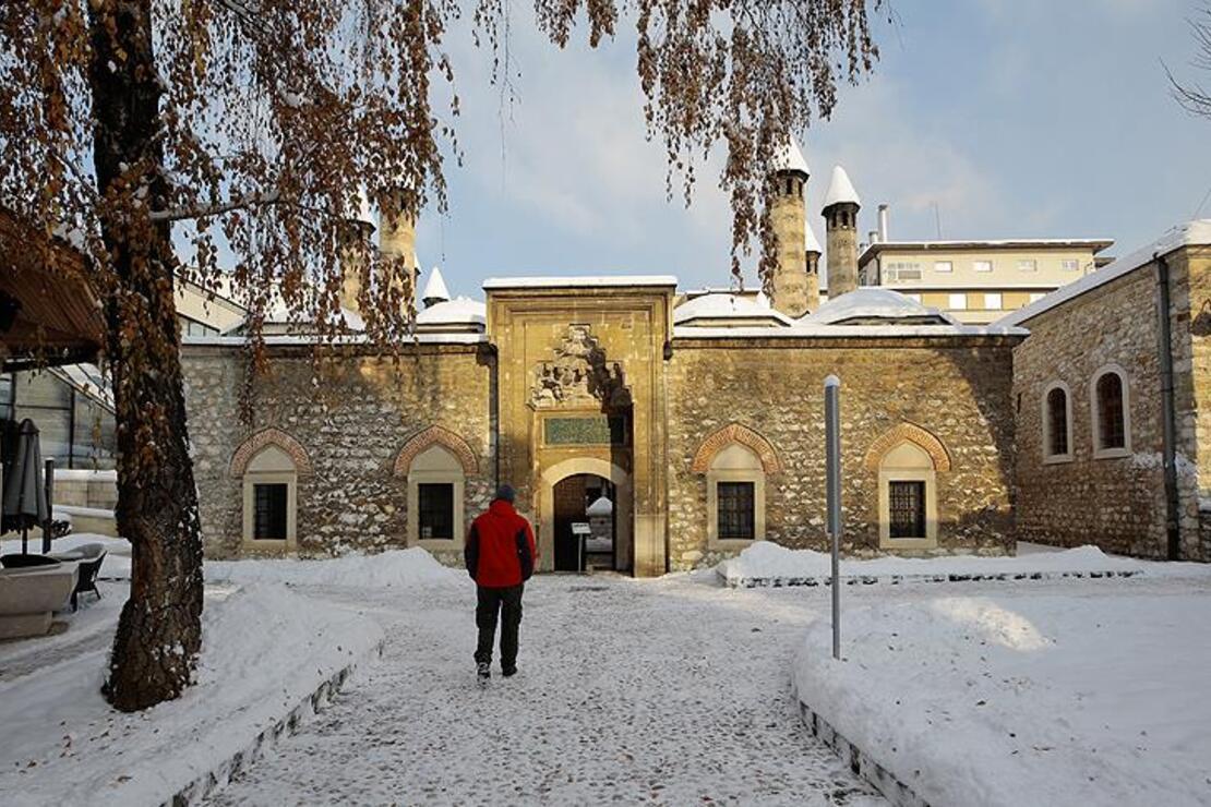 Bosna Hersek'in en eski eğitim kurumu: Gazi Hüsrev Bey Medresesi