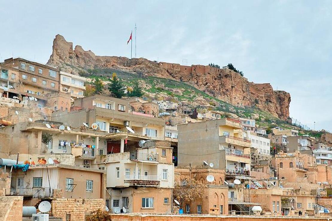 'Kartal Yuvası' Mardin'in geçmişine ışık tutacak