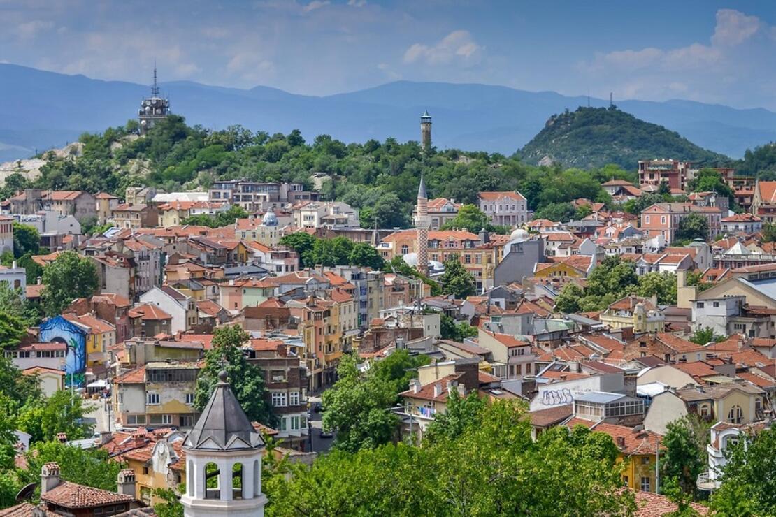 Avrupa'nın 2019 kültür başkenti: Filibe