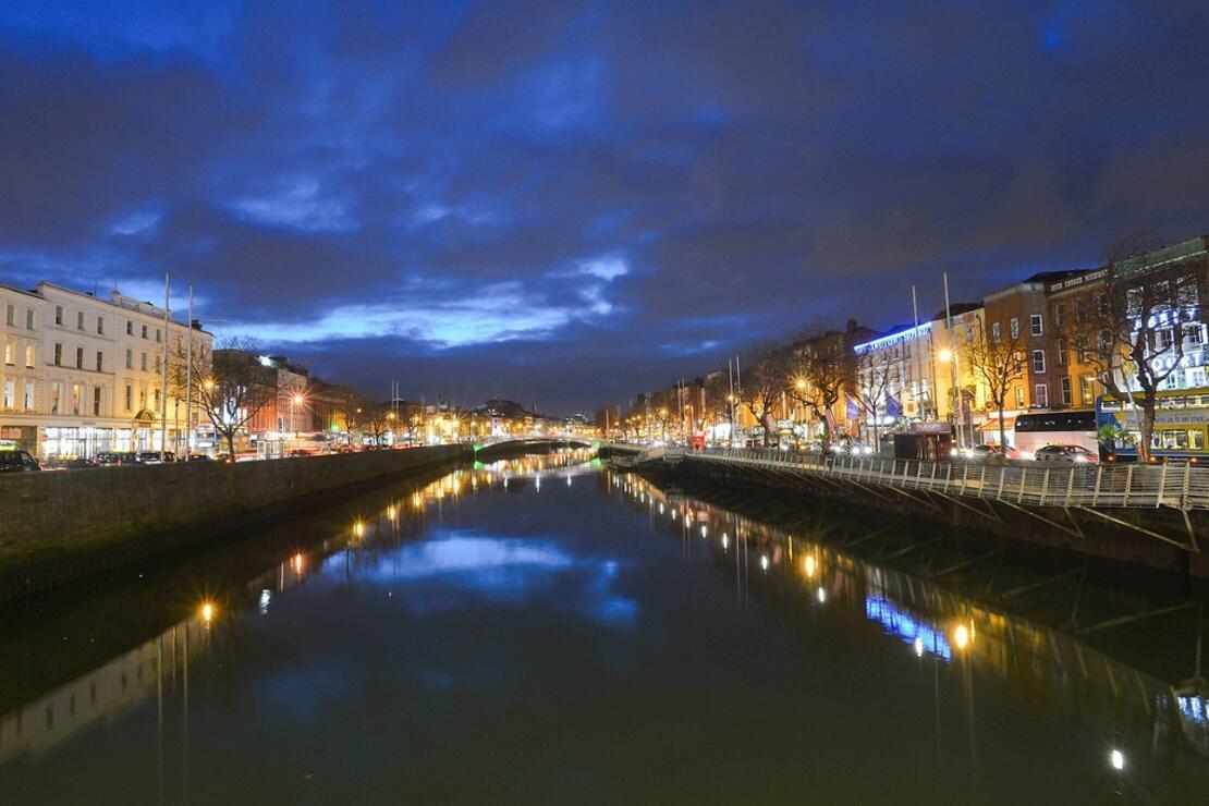 Kendisi küçük, ünü büyük bir başkent: Dublin