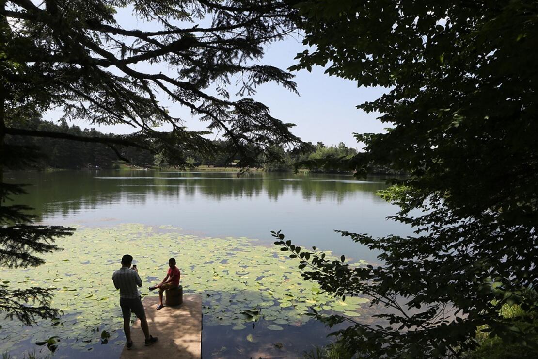 Milli parklar ziyaretçi rekoru kırdı