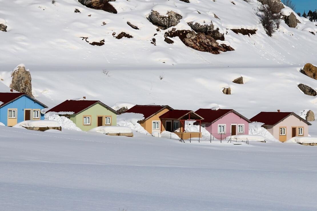 Fotoğraf sanatçılarıyla doğaseverleri buluşturan nokta: Giden Gelmez Dağları