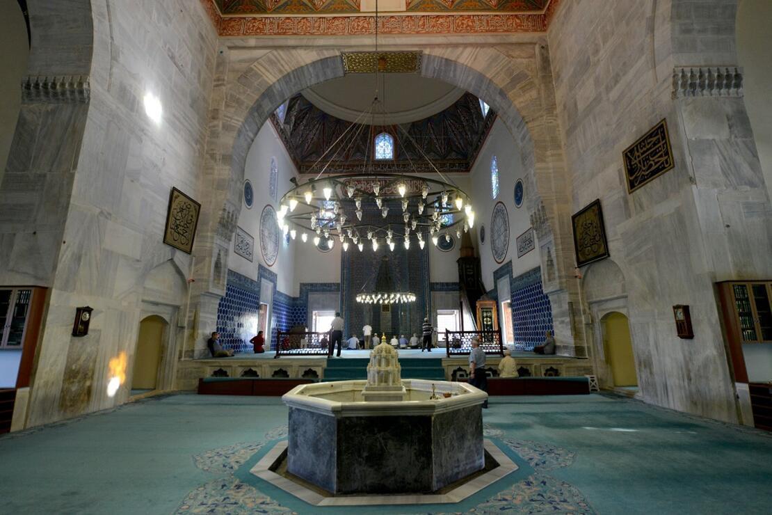Osman Hamdi Bey'in 'Yeşil Galeri'si