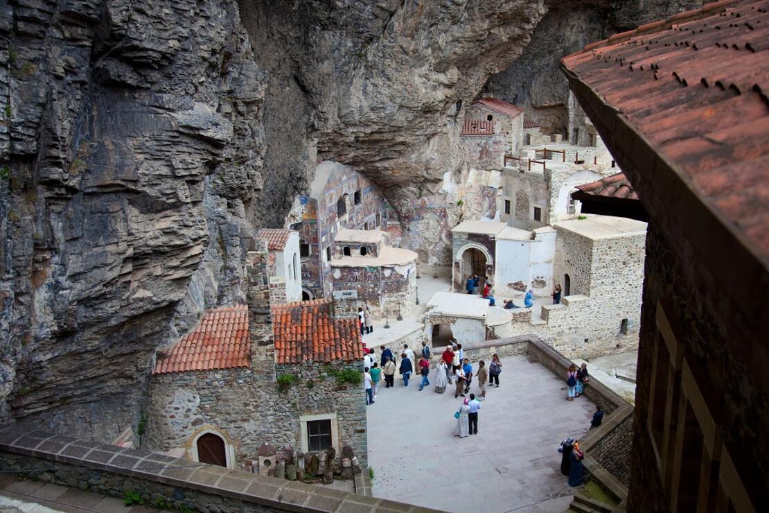 Sümela Manastırı ne zaman açılacak? Trabzon Valiliği açılış tarihini açıkladı...