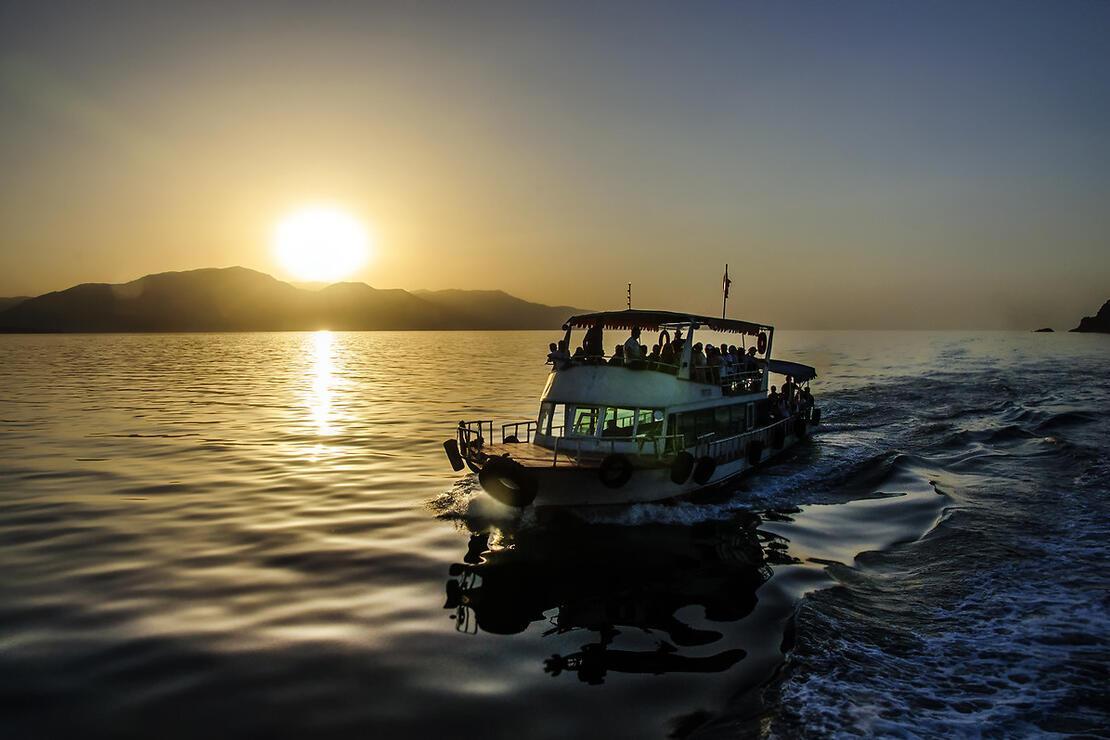 Türkiye'nin en büyük gölü: Van Gölü