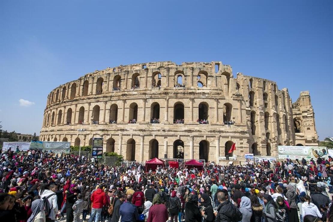 "Tunus'ta ""Thysdrus Roma Günleri"" Festivali"