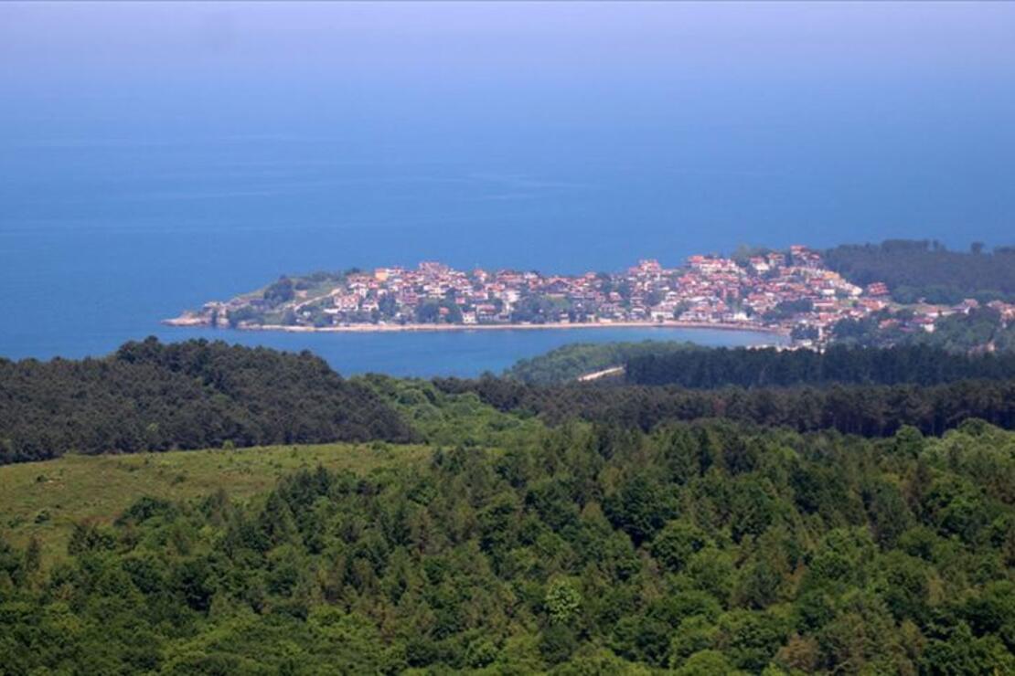 Mavi Bayraklı plaj cenneti bayramda 'dolu dolu' olacak