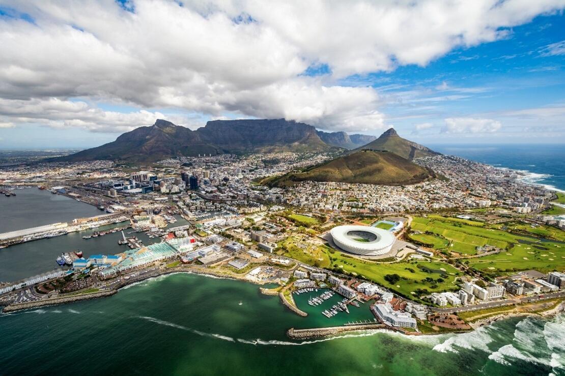 Cape Town'a gitmek için sebep çok!