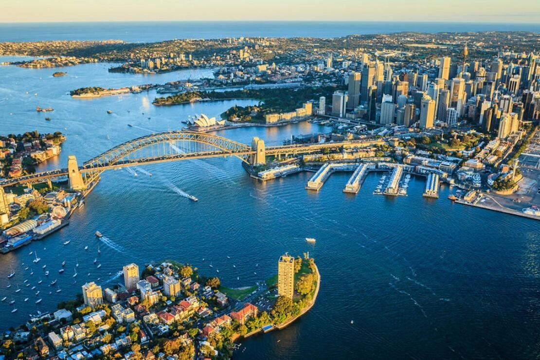 Pasifik'in cazibe merkezi Sydney