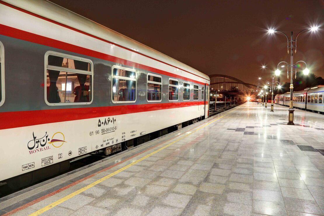 Tahran-Van tren seferleri başladı