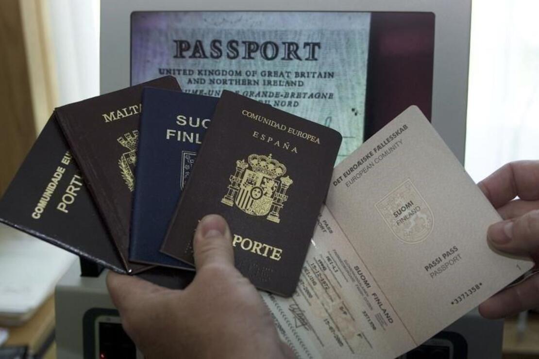 Pasaportsuz dönem başlıyor! İşte yerine gelen teknoloji...