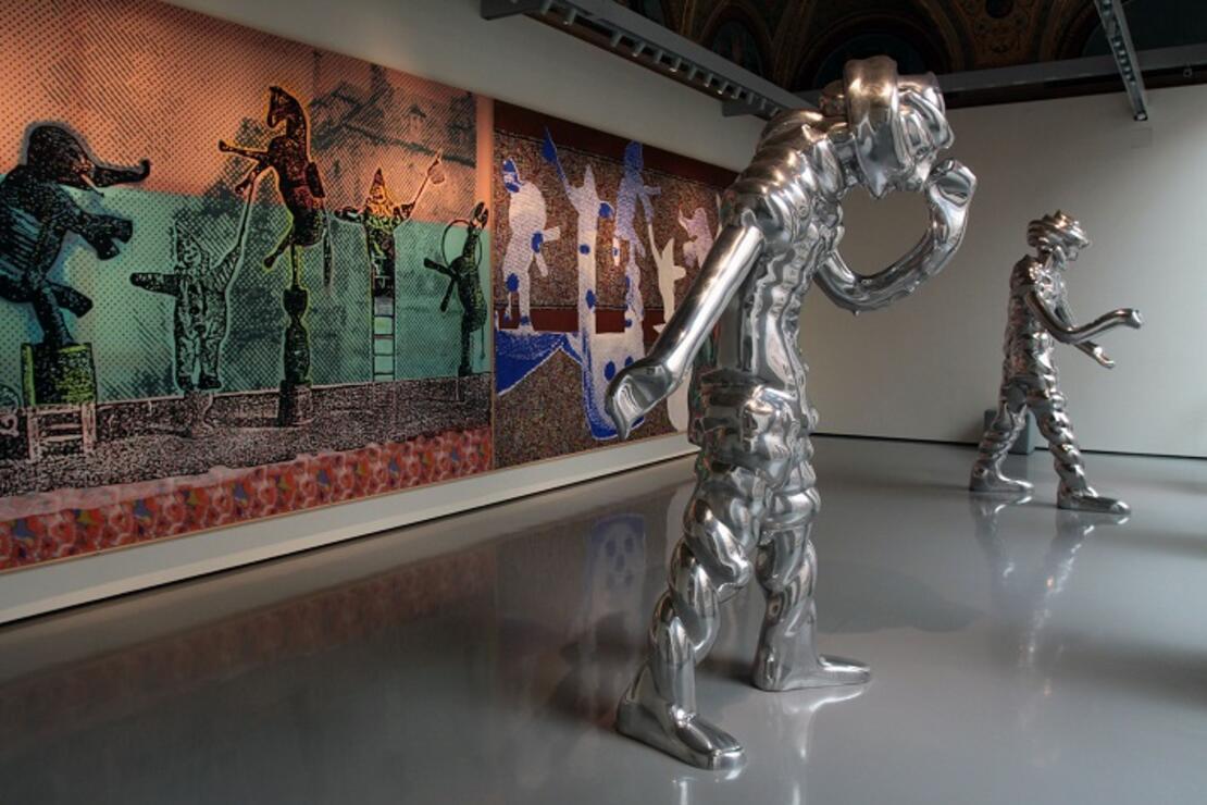 Bienal zamanı Venedik