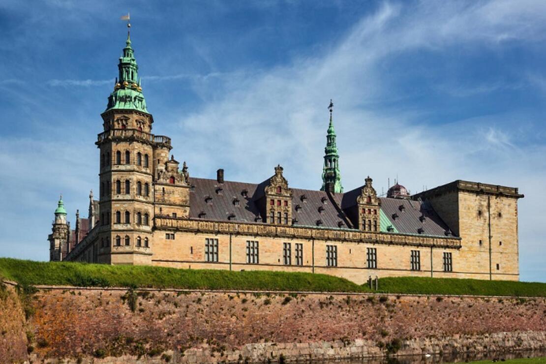 Hamlet'in Kalesi 'Kronborg'