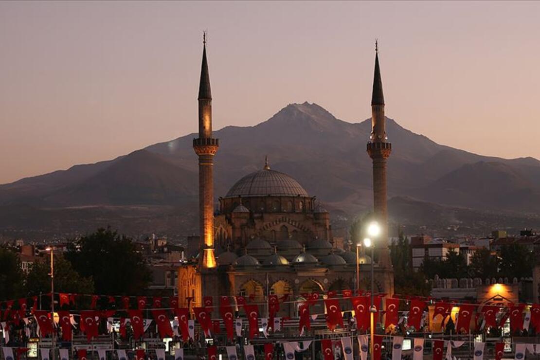 Kayseri Kalesi Kültür Sanat Merkezi tanıtıldı