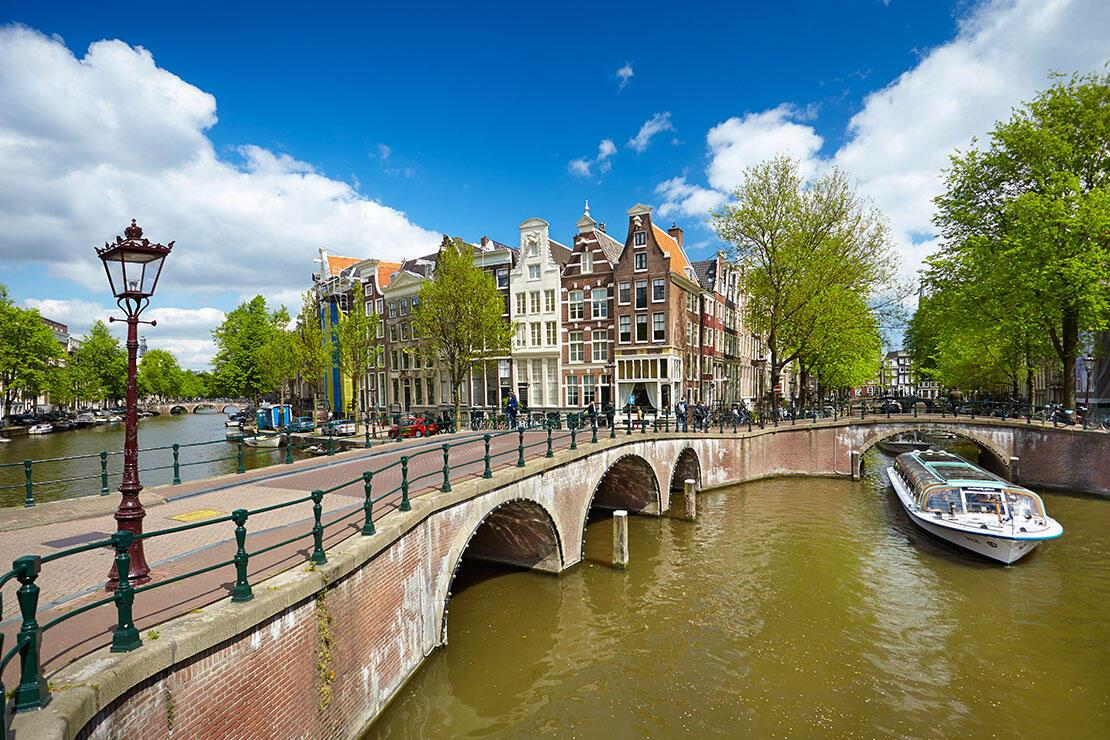 Amsterdam'da olmanın tam zamanı