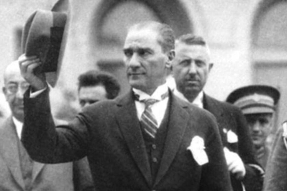 Atatürk'ün izinde Anadolu
