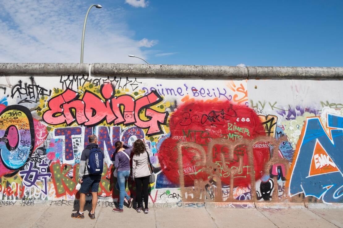 Duvarın en sanat hali