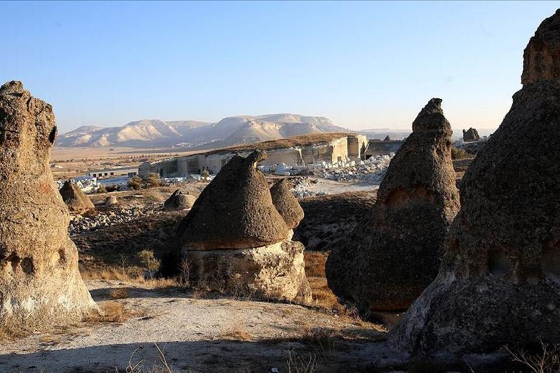 Kapadokya 'kayadan oyma yer altı müzesi'ne kavuşuyor
