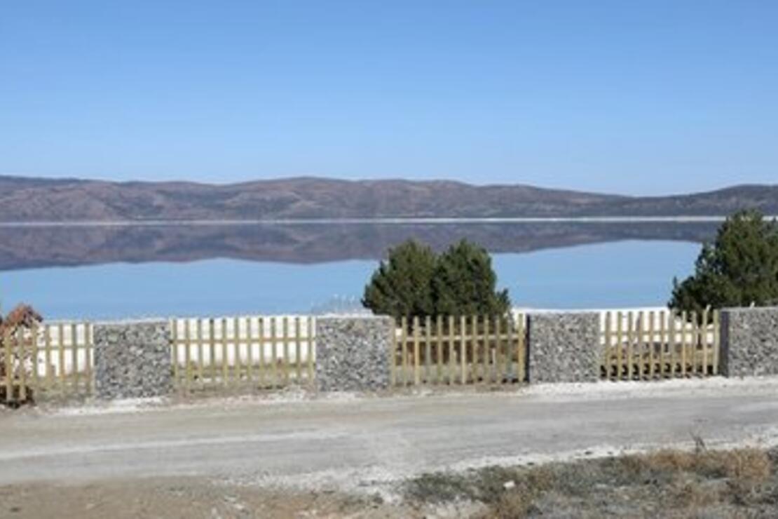 Salda Gölü'ndeki tabiat parkı alanı genişledi