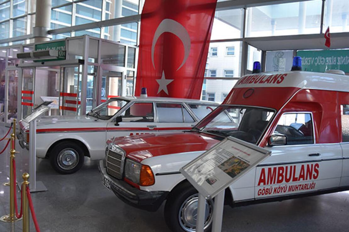 Türkiye'nin ilk sağlık müzesi, ziyaretçilerini yüzlerce yıl öncesine götürüyor