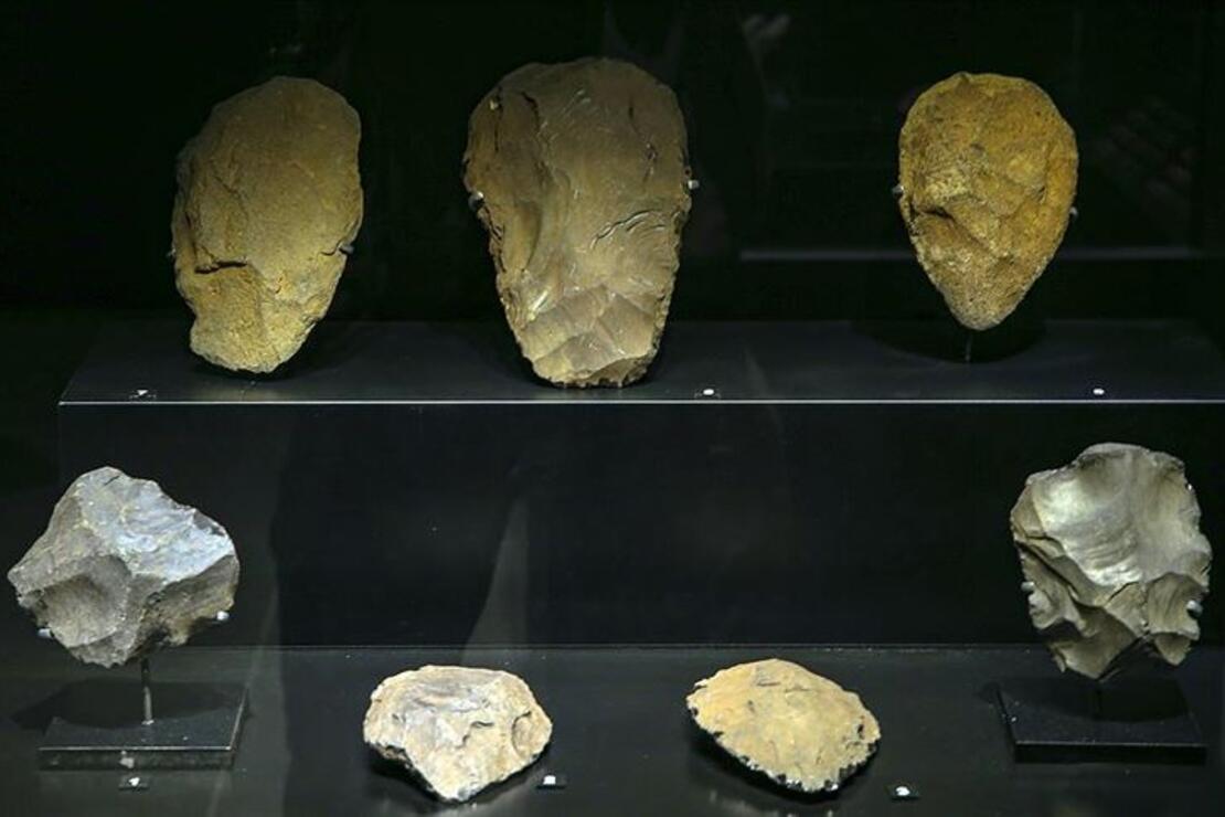 Van'da 'Alt Paleolitik dönem'den izler