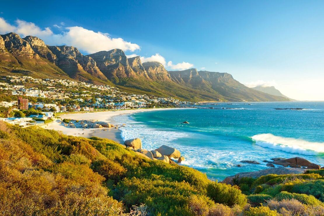 Düş güzelliğinde: Cape Town