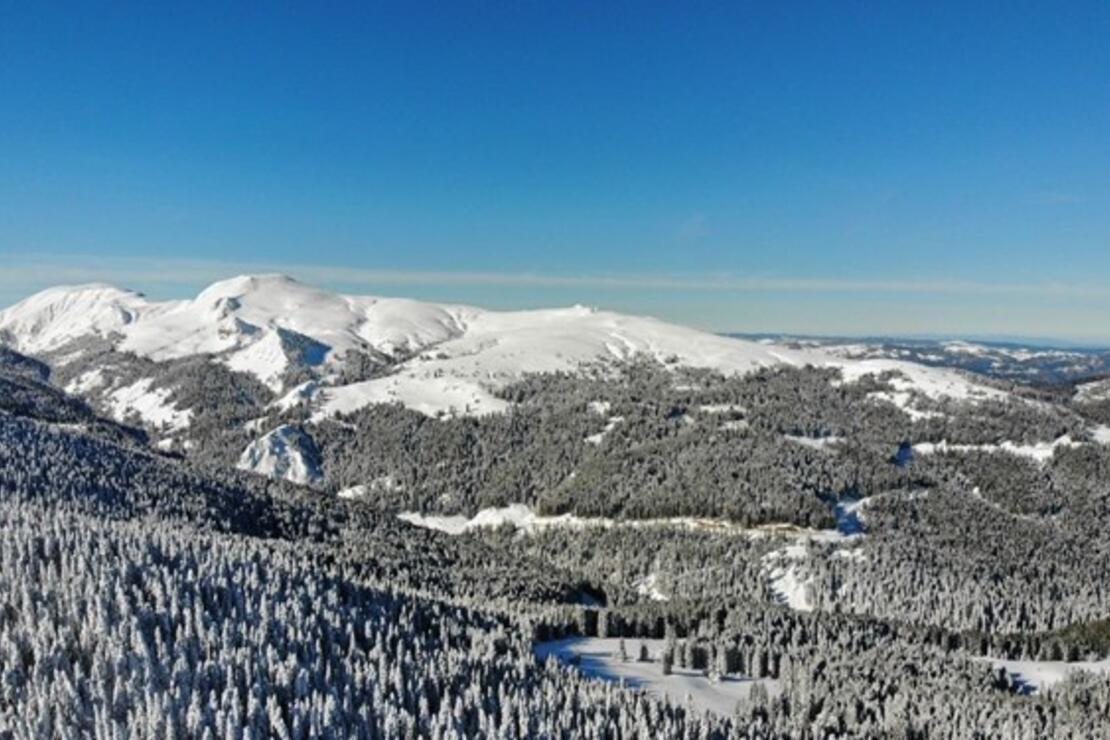 Yurduntepe Kayak Merkezi açılıyor