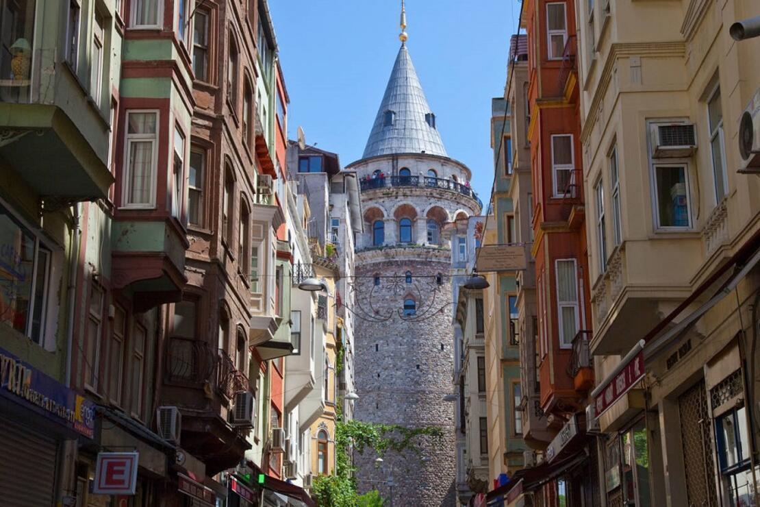 İstanbul'un yeni kültür sanat rotası: Beyoğlu Kültür Yolu Planı