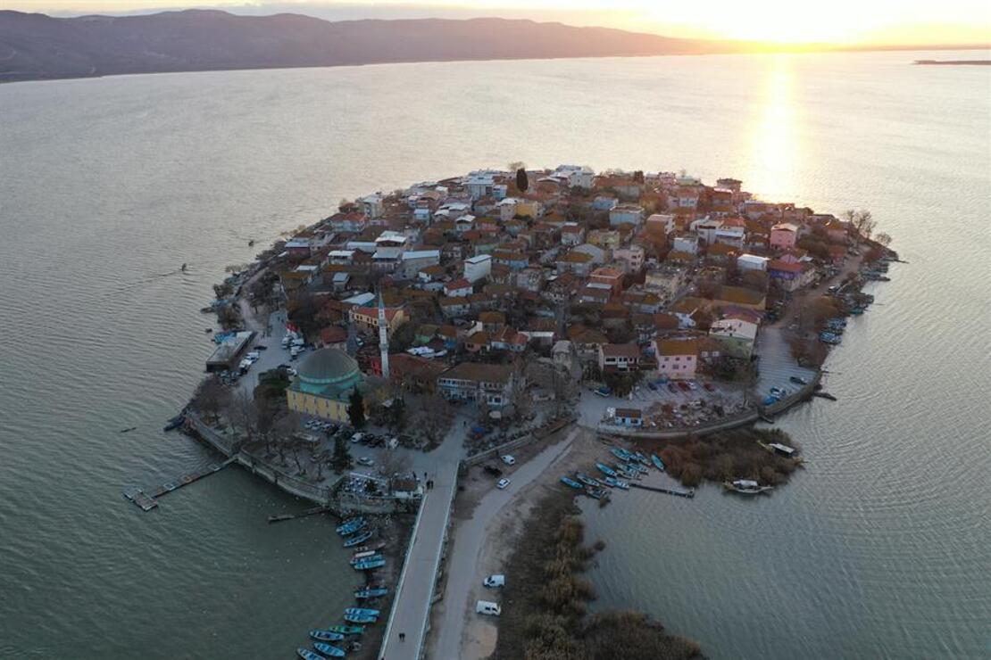 Türkiye'nin 'Küçük Venedik'i yenilenen çehresiyle ziyaretçilerini ağırlayacak