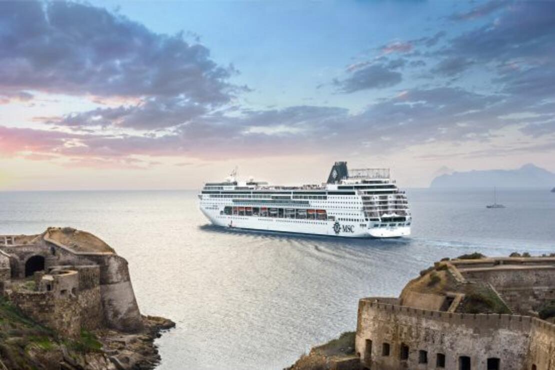 MSC Cruises 2021 yılında Türkiye limanlarına dönecek