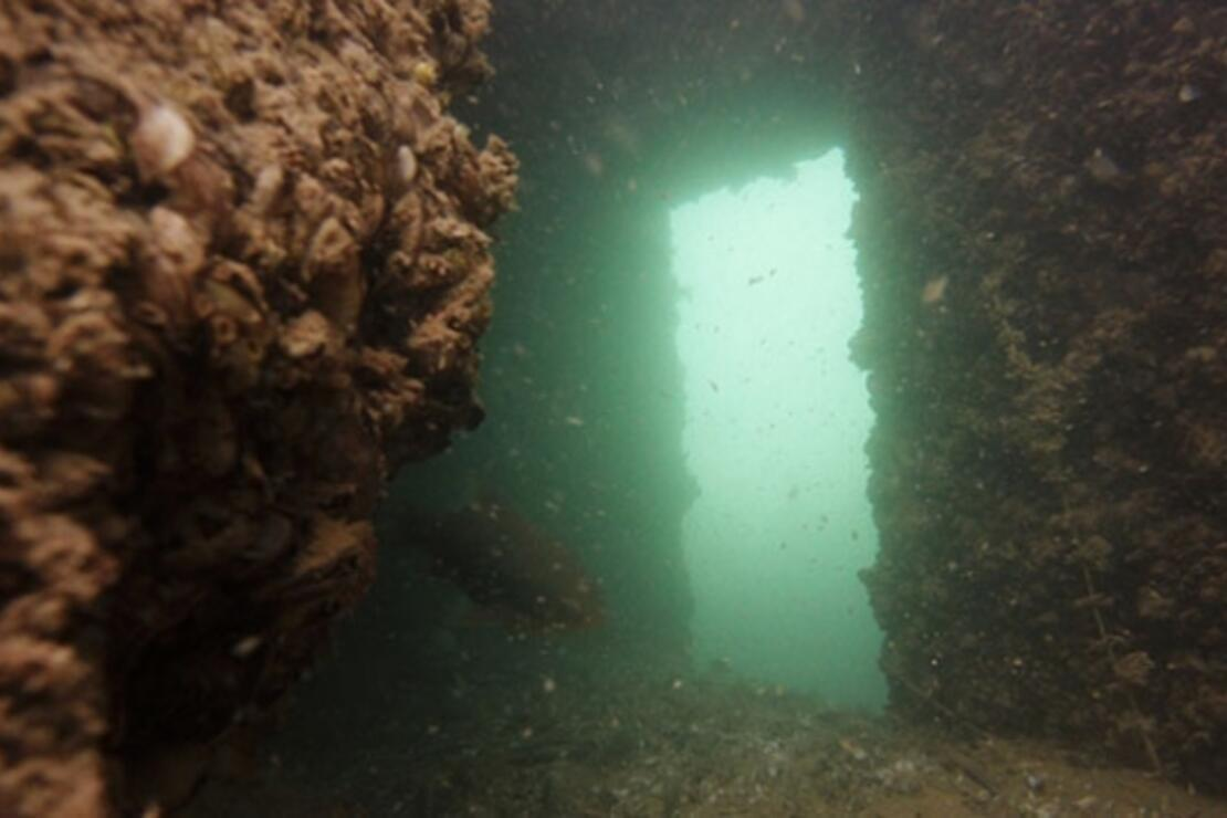 Rumkale'nin su altındaki tarihi kalıntıları ziyarete açılacak