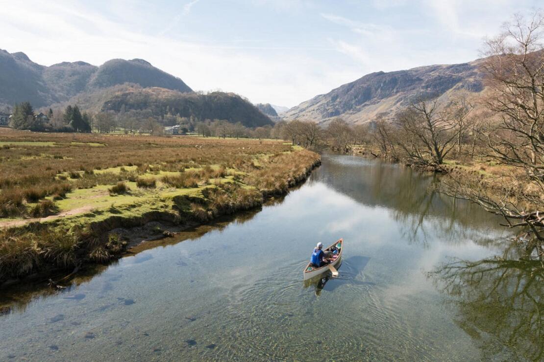 Derwent Vadisi'nin su altında kalmış kayıp köyleri