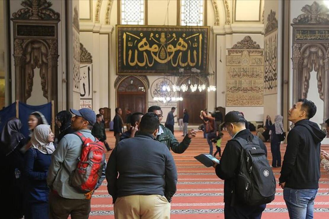 'Osmanlı'nın ilk payitahtı'na gelen yabancı turistlerin dörtte biri Kuveyt ve Suudi Arabistan'dan