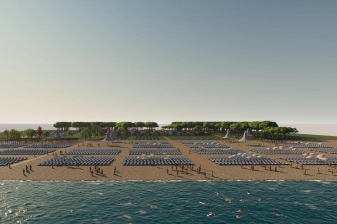 Türkiye'nin tatil cennetinden güzel haber! Bu yaz ücretsiz iki halk plajı hizmete girecek...