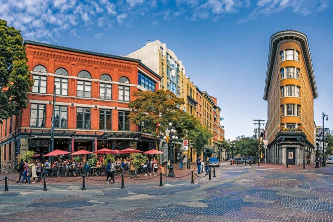 Vancouver: Sürdürülebilir Gelecek