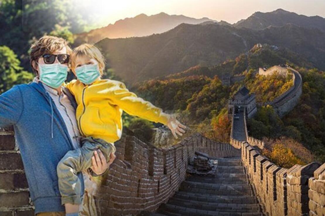 Çin'de hayat normale dönüyor! Yeniden ziyarete açıldı...
