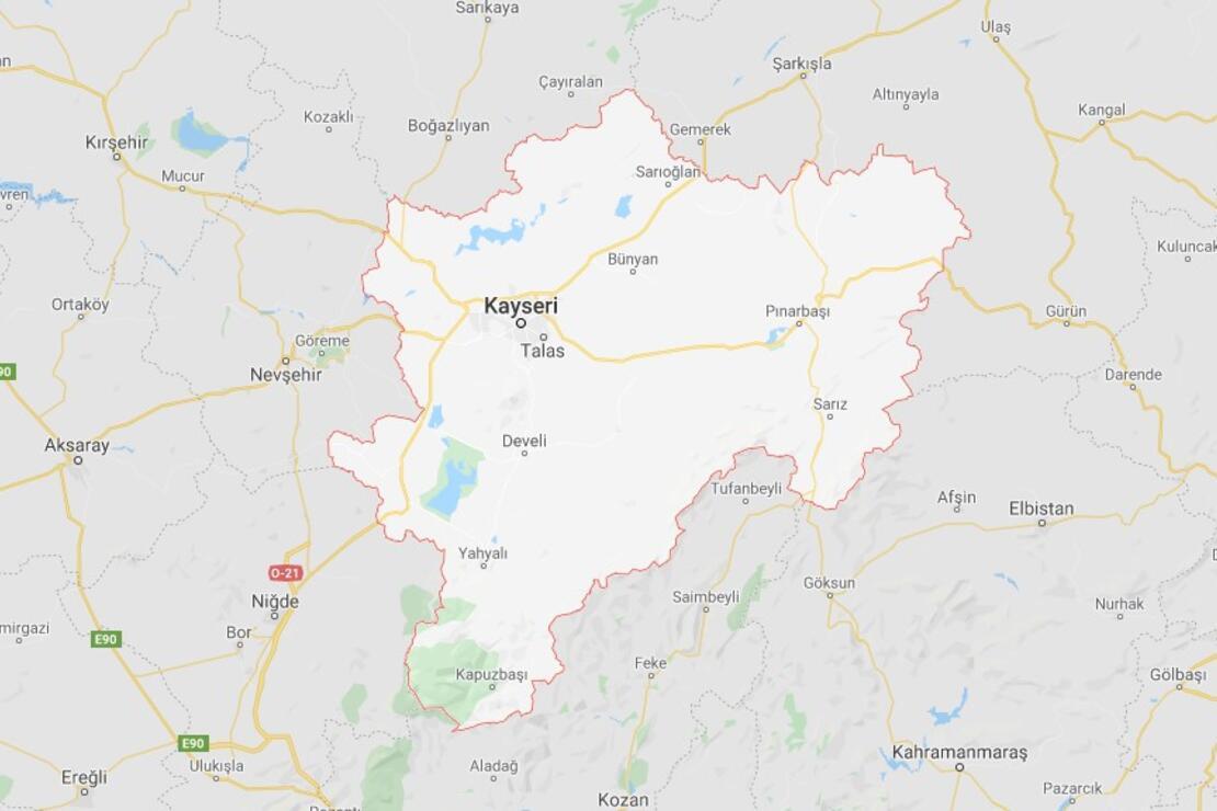 Kayseri'nin İlçeleri Neler Ve Hangi Bölgede? Kayseri'de Gezilecek Ve Tarihi Yerler